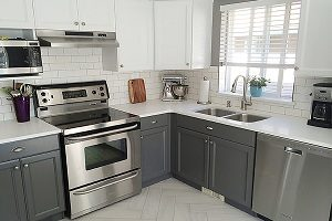 KITCHEN CABINET & HOME INTERIOR